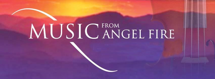 Music from Angel Fire logo